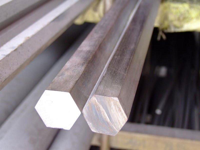 Изготовление шестигранника